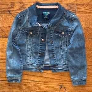 Osh Kosh Dark Denim Blue Jean Jacket